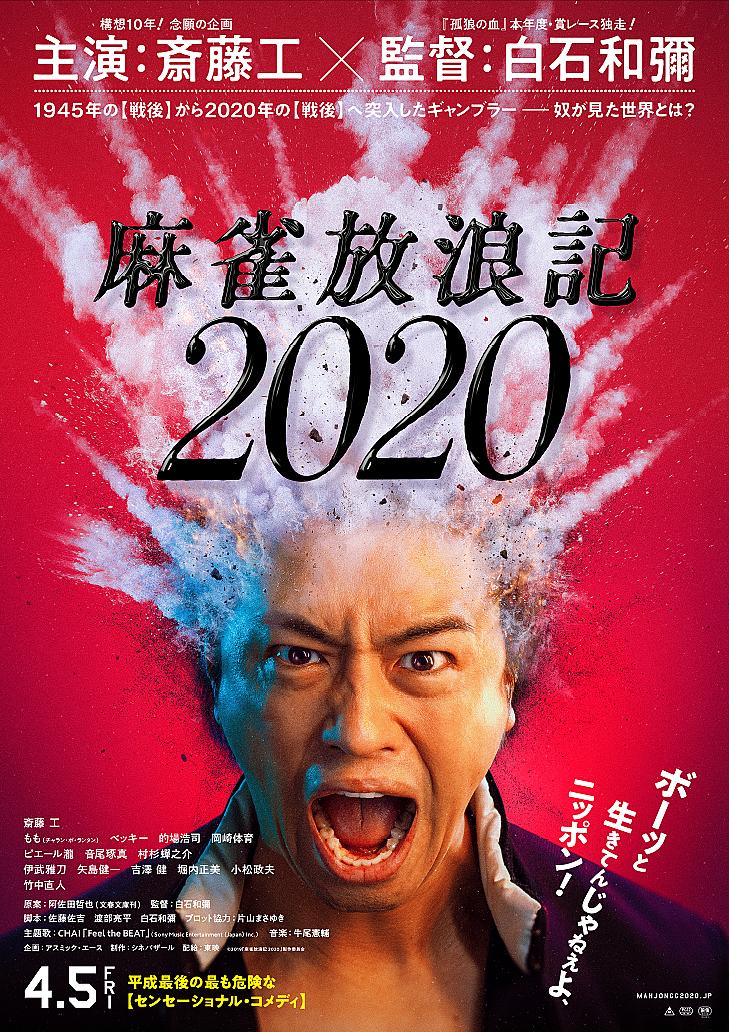 Mahjongg horoki 2020